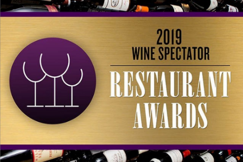 Bijoux Awarded 2019 Wine Spector